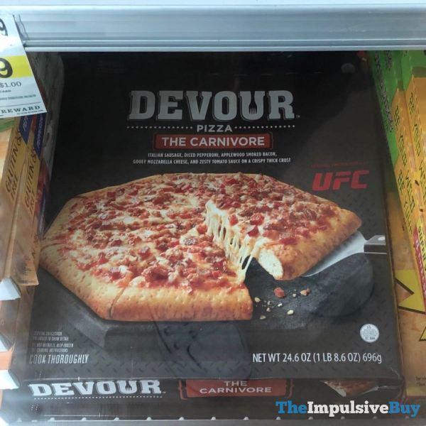 Devour Pizza The Carnivore x2