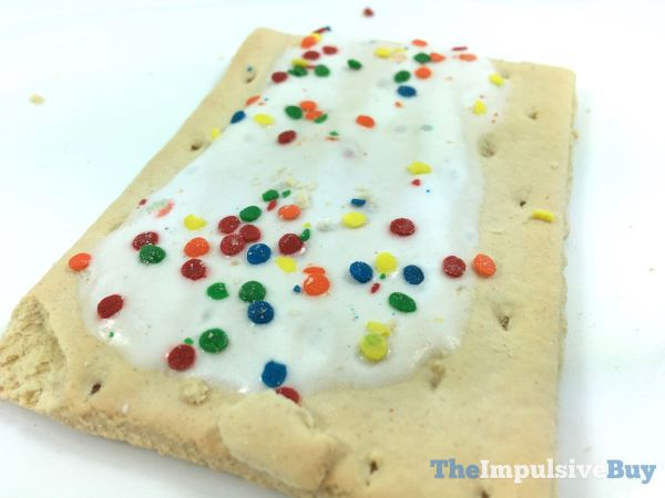 Frosted Confetti Cupcake Pop Tarts Sprinkles