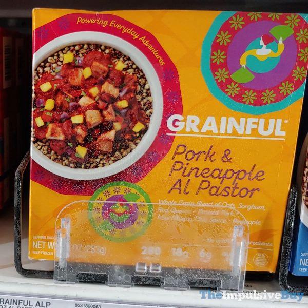Grainful Pork  Pineapple Al Pastor