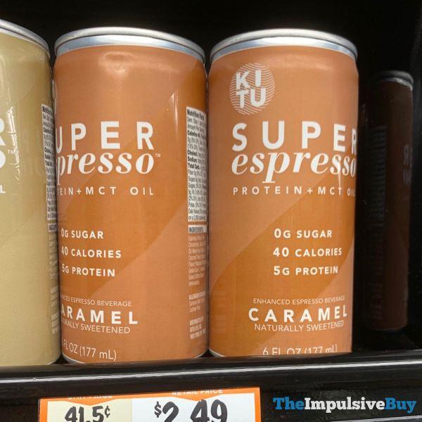 Kitu Caramel Super Espresso