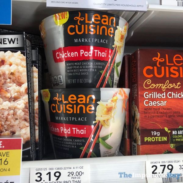 Lean Cuisine Marketplace Chicken Pad Thai