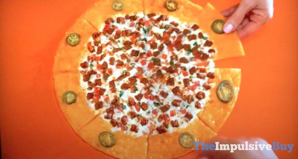 Little Caesars Chorizo Quesadilla Pizza