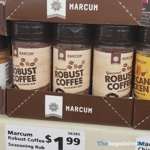 Marcum Gourmet Robust Coffee Seasoning Rub