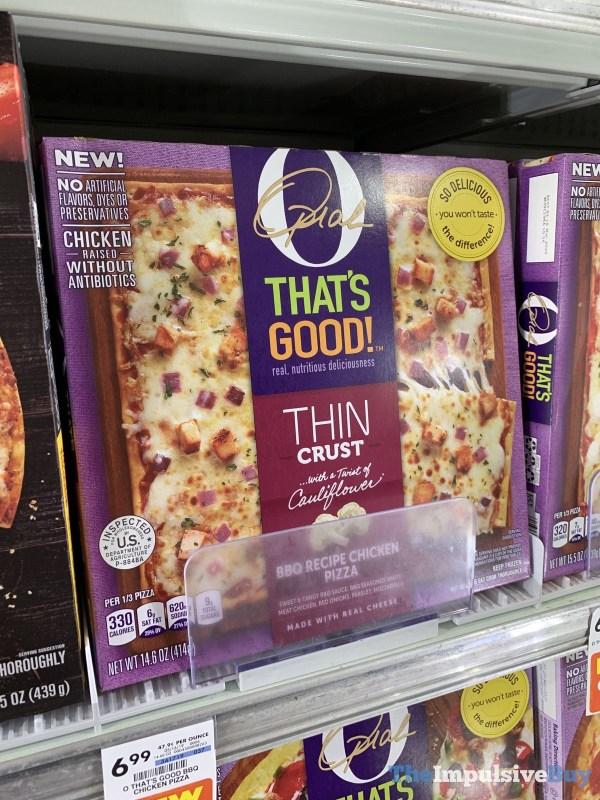 Oprah That s Good Thin Crust BBQ Recipe Chicken Pizza