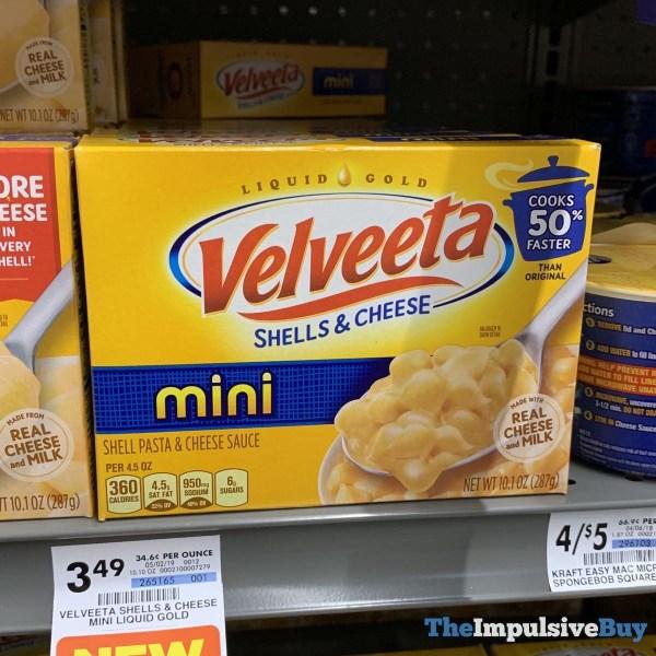 Velveeta Shells  Cheese Mini Shell Pasta  Cheese Sauce