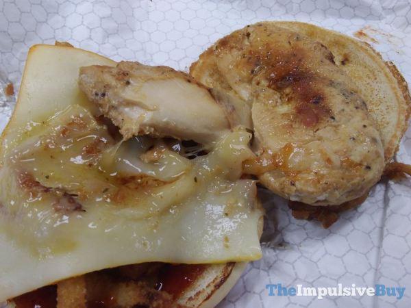 Wendy s Barbecue Chicken Sandwich Cheese