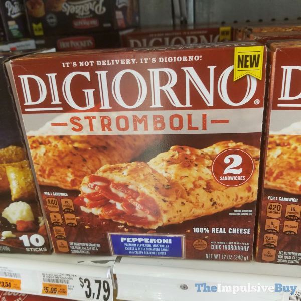 DiGiorno Stromboli Pepperoni