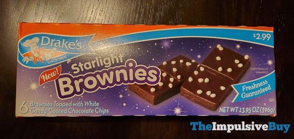 Drake s Starlight Brownies