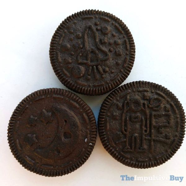 Limited Edition Marshmallow Moon Oreo Cookies Designs