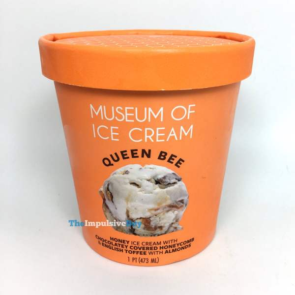 Museum of ice Cream Queen Bee