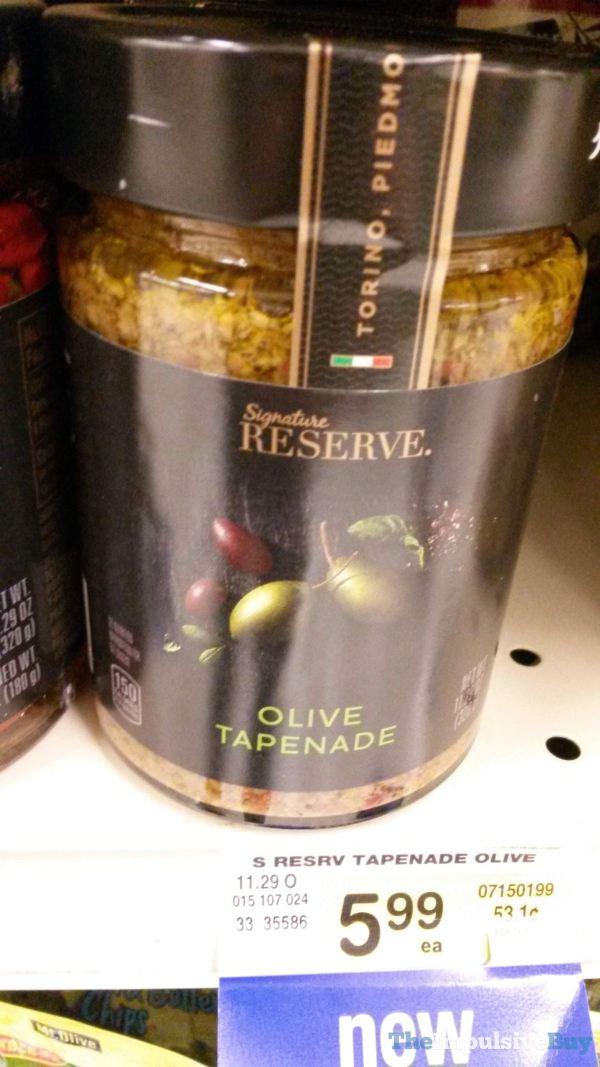 Signature Reserve Olive Tapenade