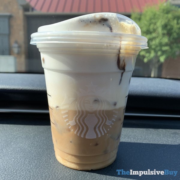 Starbucks Iced Cocoa Cloud Macchiato