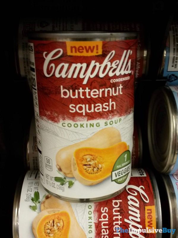 Campbell s Condensed Butternut Squash Cooking Soup