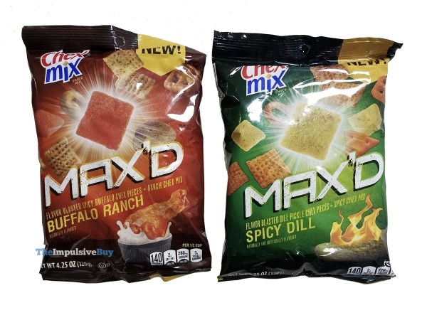 Chex Mix MAX D