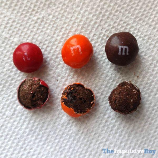 Creepy Cocoa Crisp M M s Innards