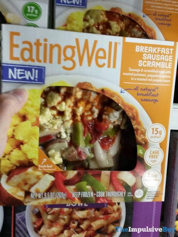 Eating Well Breakfast Sausage Scramble