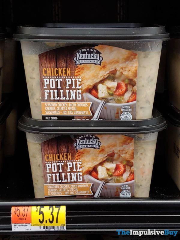 Kentucky Farms Chicken Pot Pie Filling