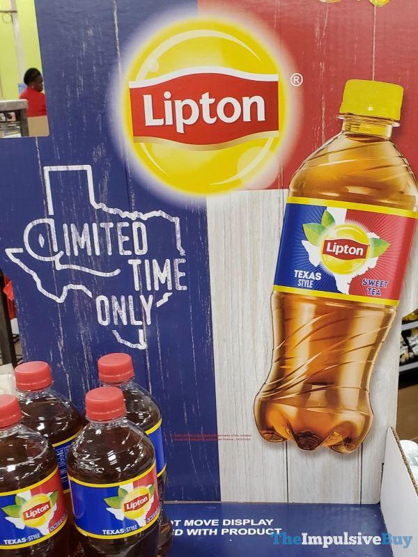 Lipton Limited Edition Texas Style Sweet Tea