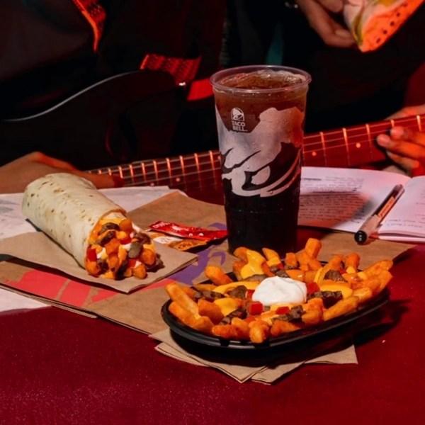 News Taco Bell Steak Reaper Ranch Fries Supreme