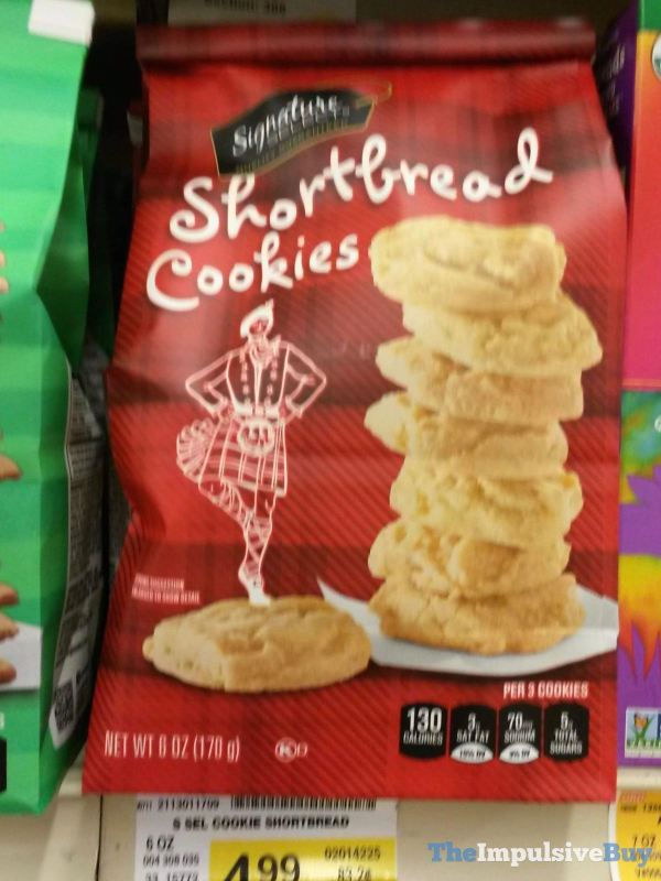 Signature Select Shortbread Cookie