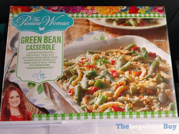The Pioneer Woman Green Bean Casserole
