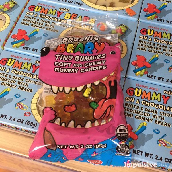 Trader Joe s Organic Beary Tiny Gummies