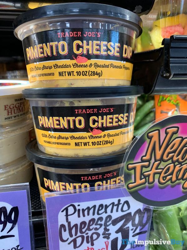 Trader Joe s Pimento Cheese Dip