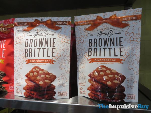 Xmas browniebrittle