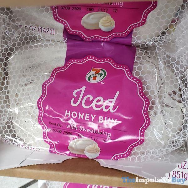 7 Select Iced Honey Bun