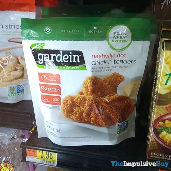 Gardein Nashville Hot Chick n Tenders