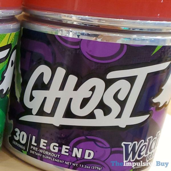 Ghost Welch s Grape Legend Pre Workout