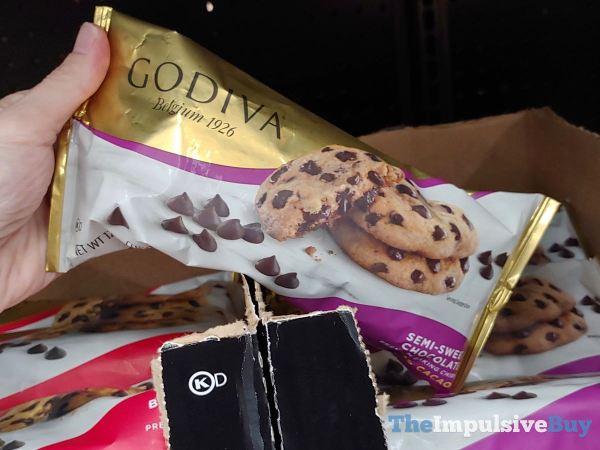 Godiva Semi Sweet Chocolate Baking Chips