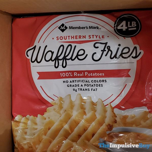 Member s Mark Southern Style Waffle Fries
