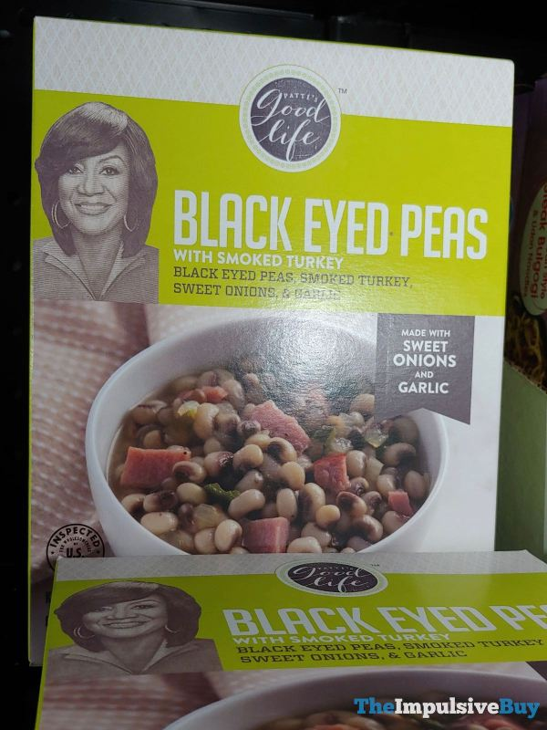 Patti s Good Life Black Eyed Peas with Smoked Turkey