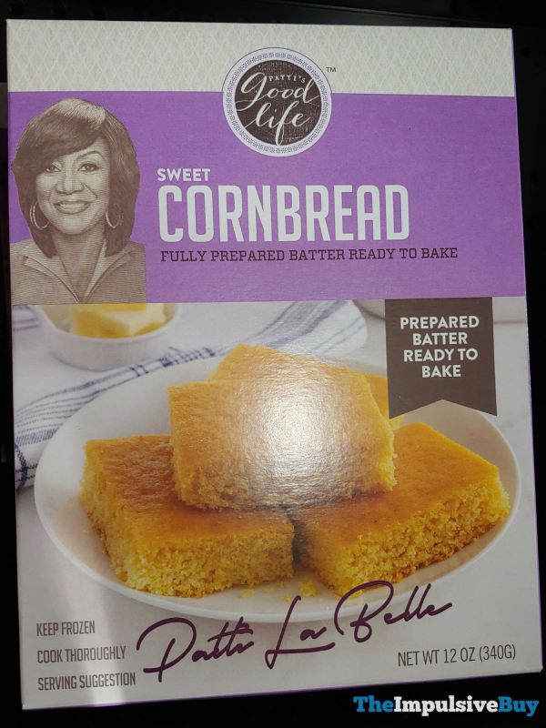 Patti s Good Life Sweet Cornbread