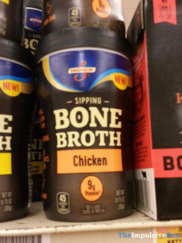 Swanson Chicken Sipping Bone Broth