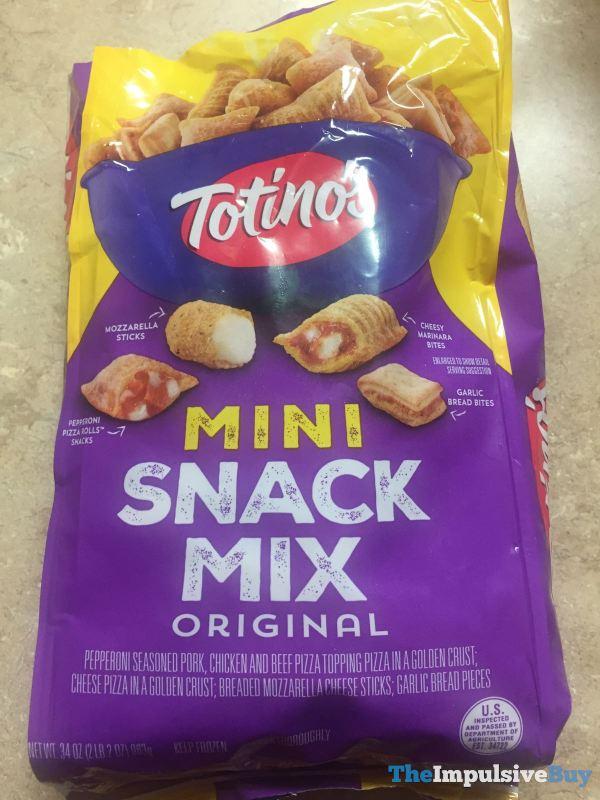Totino s Mini Snack Mix Original