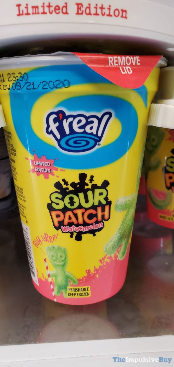 F real Limited Edition Sour Patch Watermelon