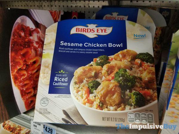 Birds Eye Sesame Chicken Bowl