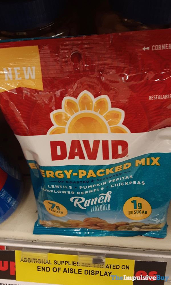 David Ranch Flavored Energy Packed Mix