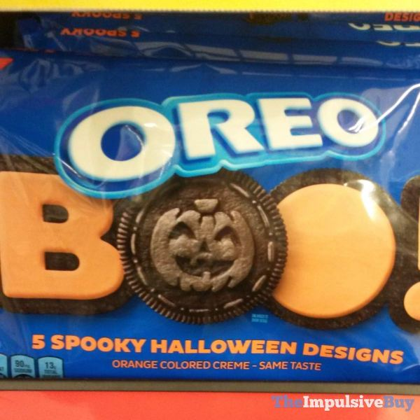 Halloween Oreo 2019 Design