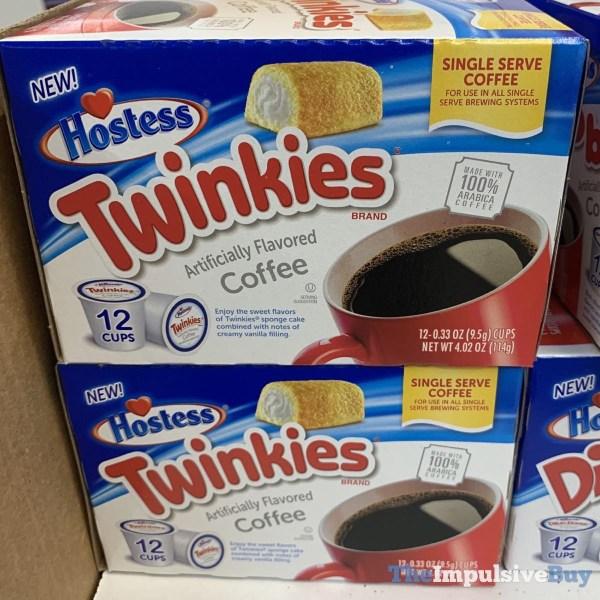Hostess Twinkies Coffee K Cups