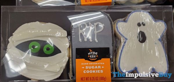 Hyde and Eek Boutique Hand Decorated Sugar Cookies