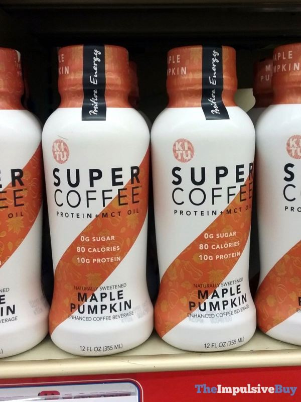 Kitu Maple Pumpkin Super Coffee