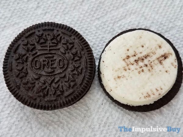 Limited Edition 2019 Mystery Oreo Cookies Halves