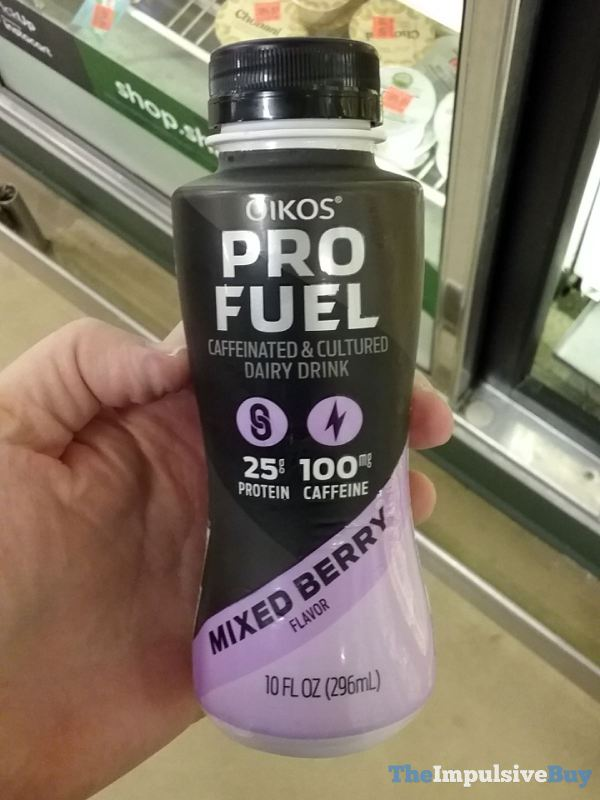 Oikos Pro Fuel Mixed Berry
