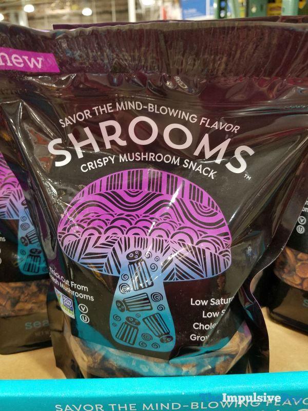 Shrooms Crispy Mushroom Snack