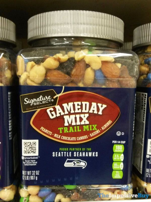 Signature Select Gameday Mix Trail Mix