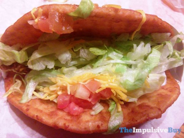 Taco Bell Toasted Cheddar Chalupa 2
