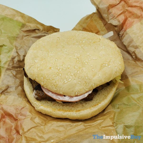 Burger King Ghost Whopper 1